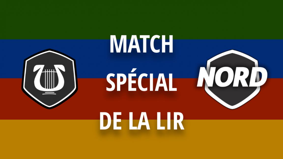 Match spécial du Nord