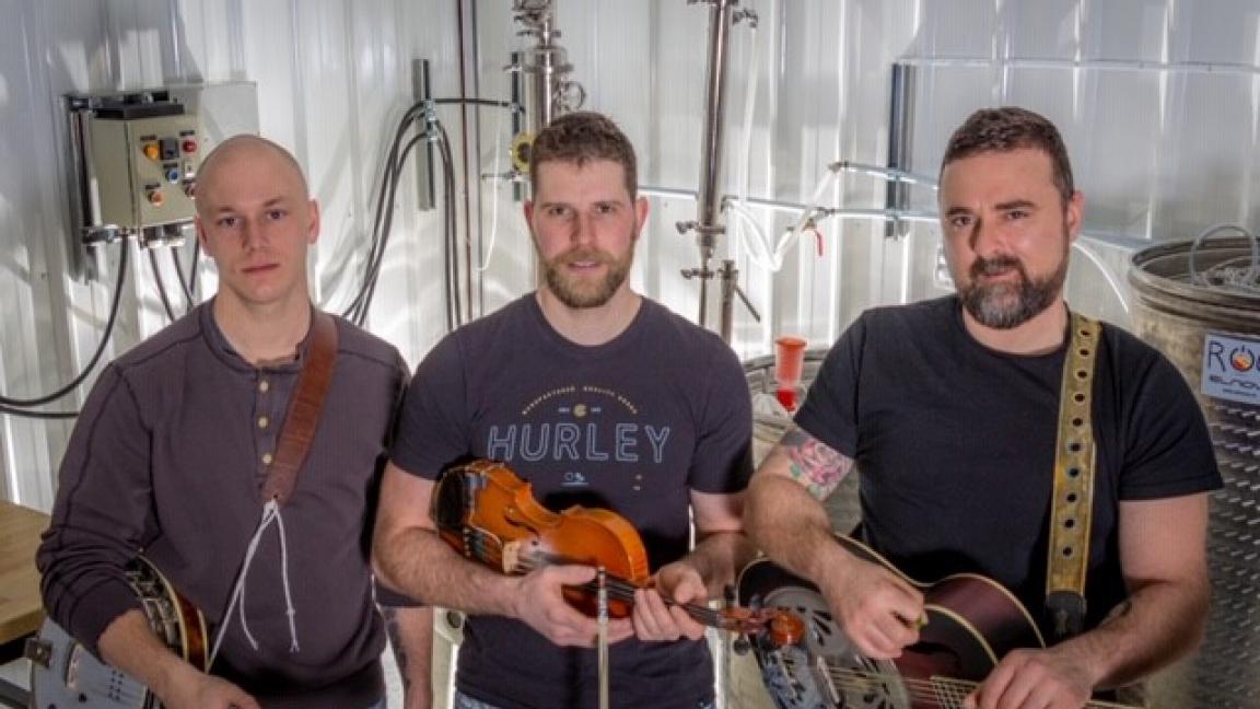 Keven Landry et ses musiciens