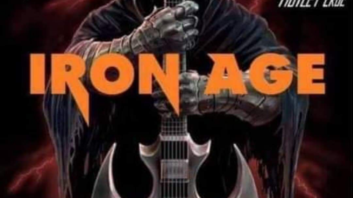 Iron Age Hommage Hard Rock Tribute