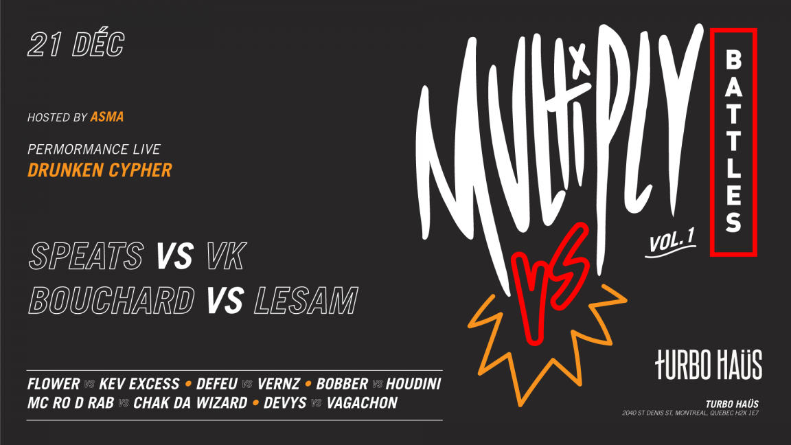 Multiply Battles Vol.1