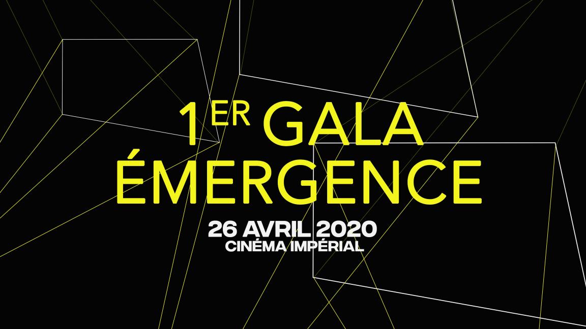 Gala Émergence 2020