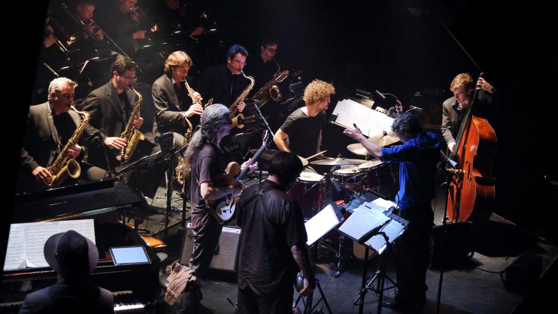LES JEUDIS JAZZ - Orchestre national de Jazz de Montréal