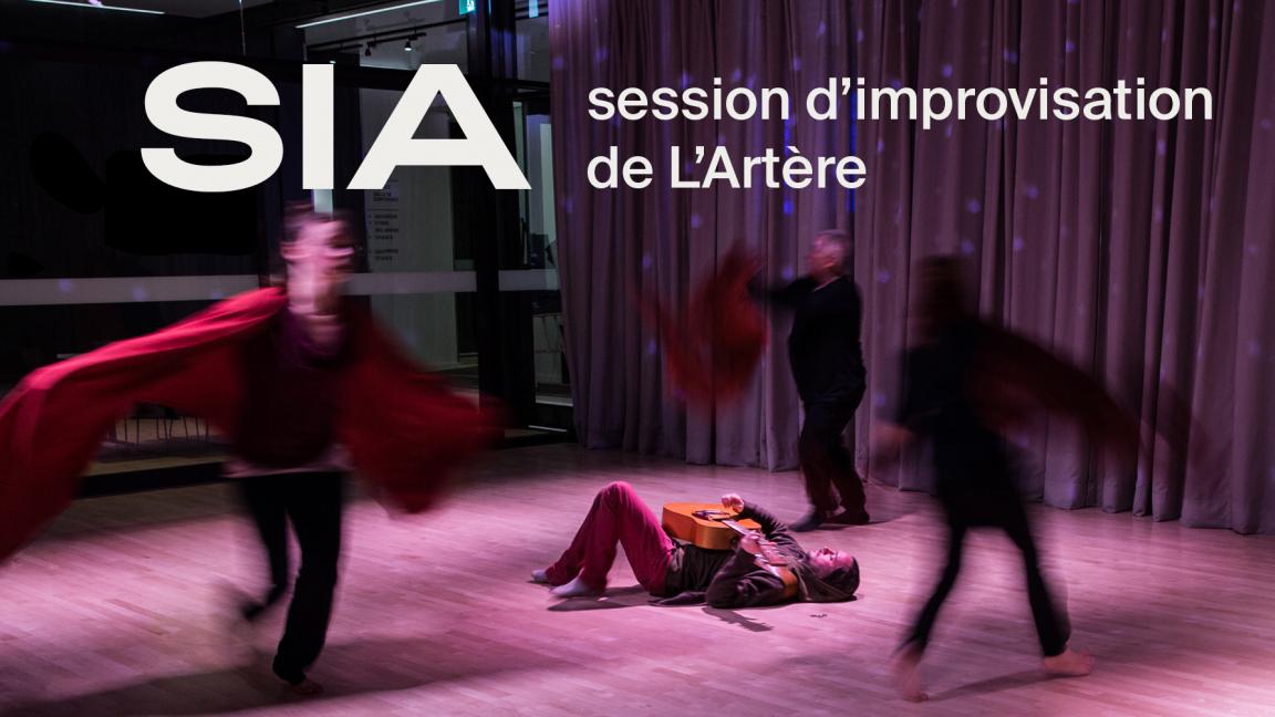 SIA ╱ session d'improvisation de L'Artère