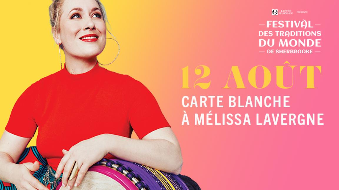 Festival des Traditions du monde - Mélissa Lavergne - Webdiffusion
