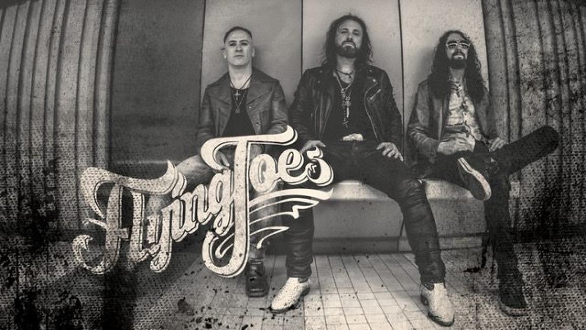 Flying Joes - Concert en ligne