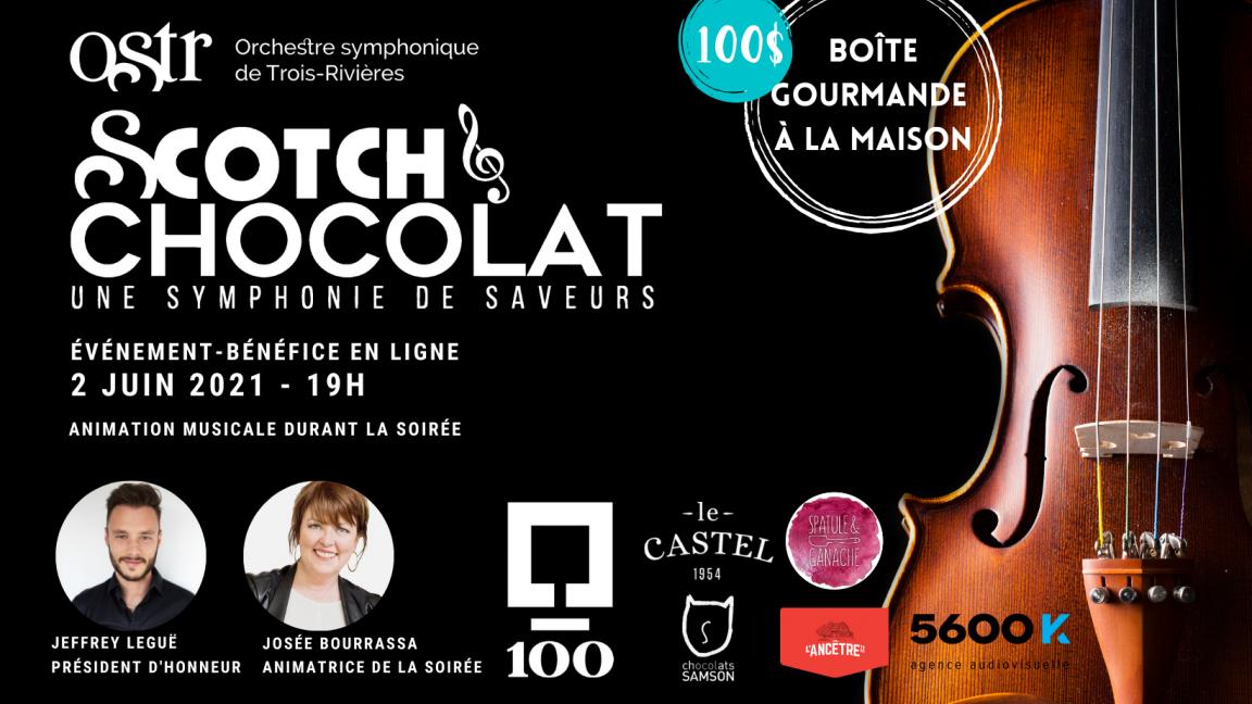 Scotch et chocolat 2021