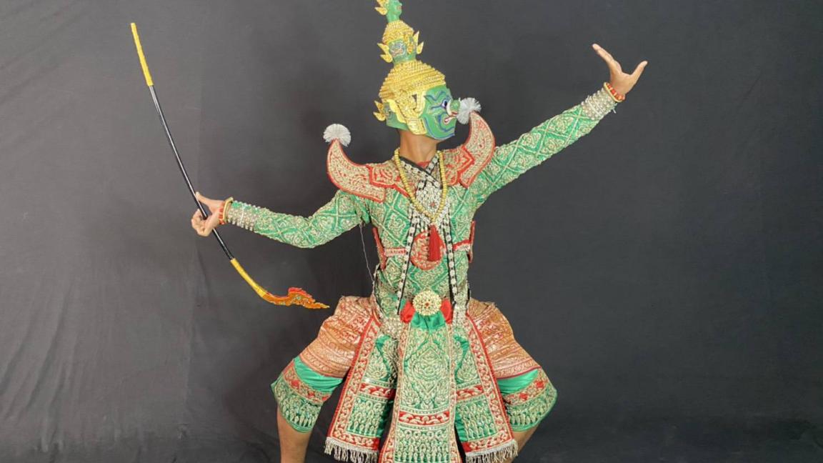 Danse Khon