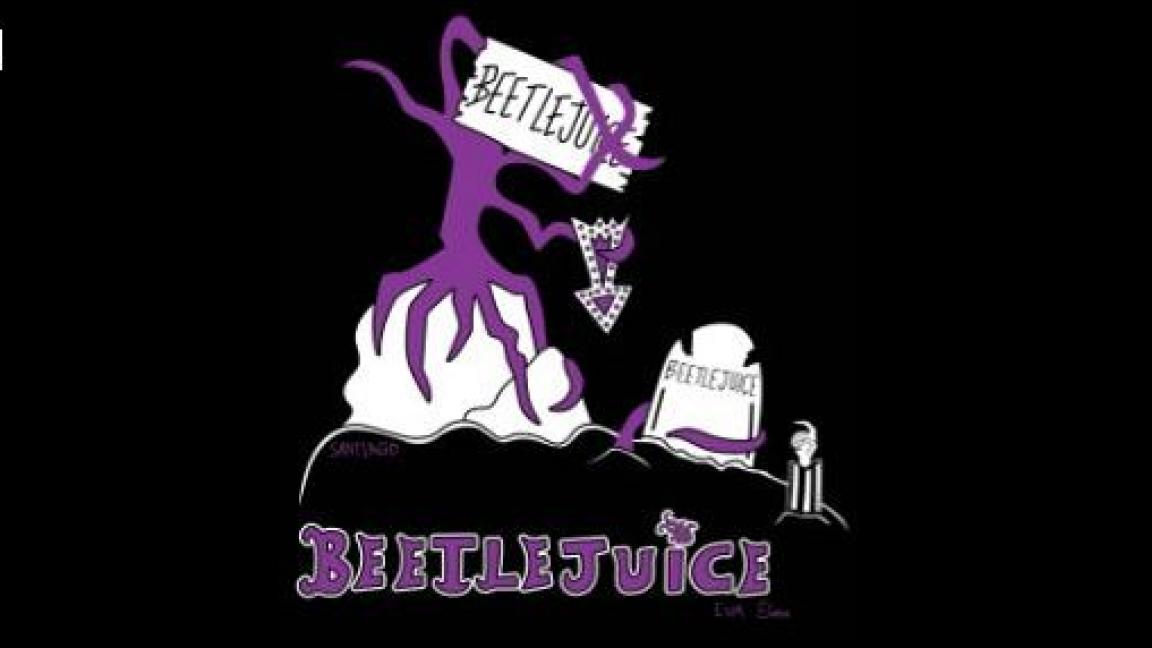 Comédie musicale Beetlejuice
