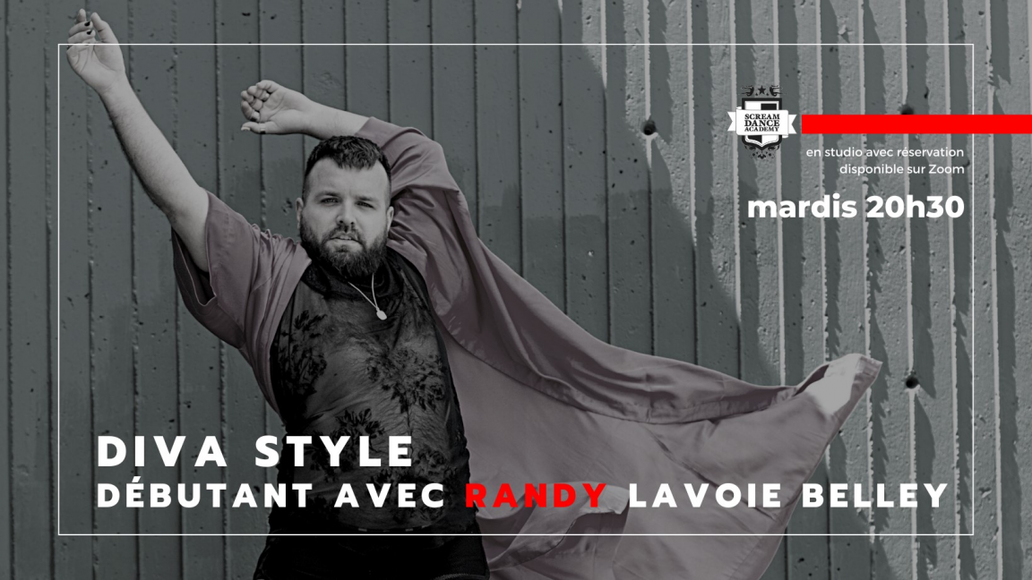 Diva Style with Randy Lavoie Belley - Fall 2021 Class #1