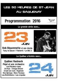 50 heures de St-Jean au Saguenay
