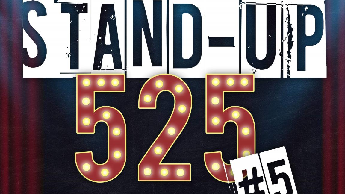 Soirée d'humour Stand Up 525 #5