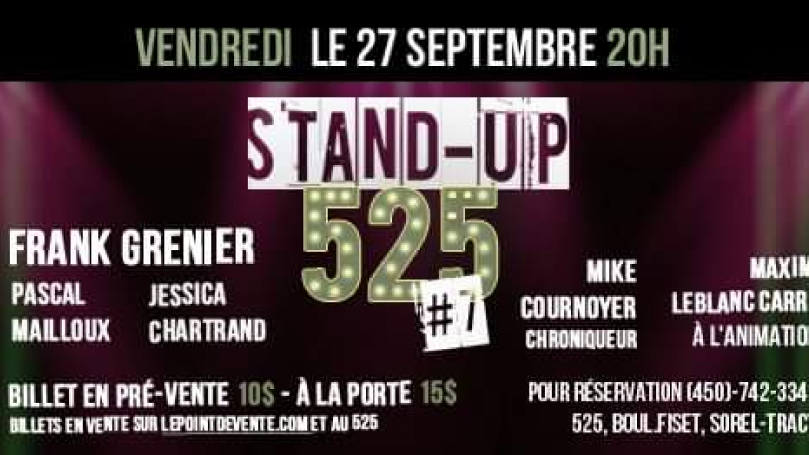 Humour Stand Up 525 #7