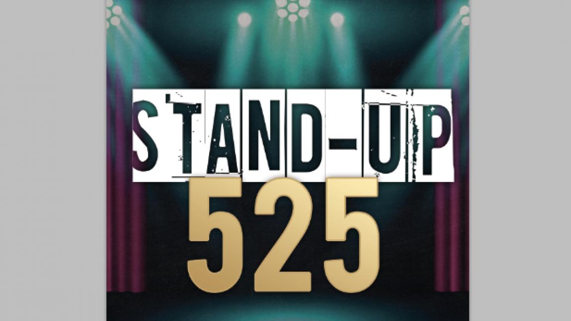 Soirée d'humour ''Stand Up 525'' #8