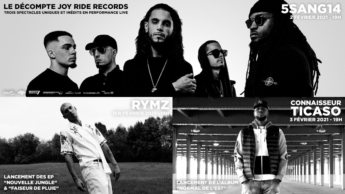 Joy Ride Records - VIP ALL ACCESS