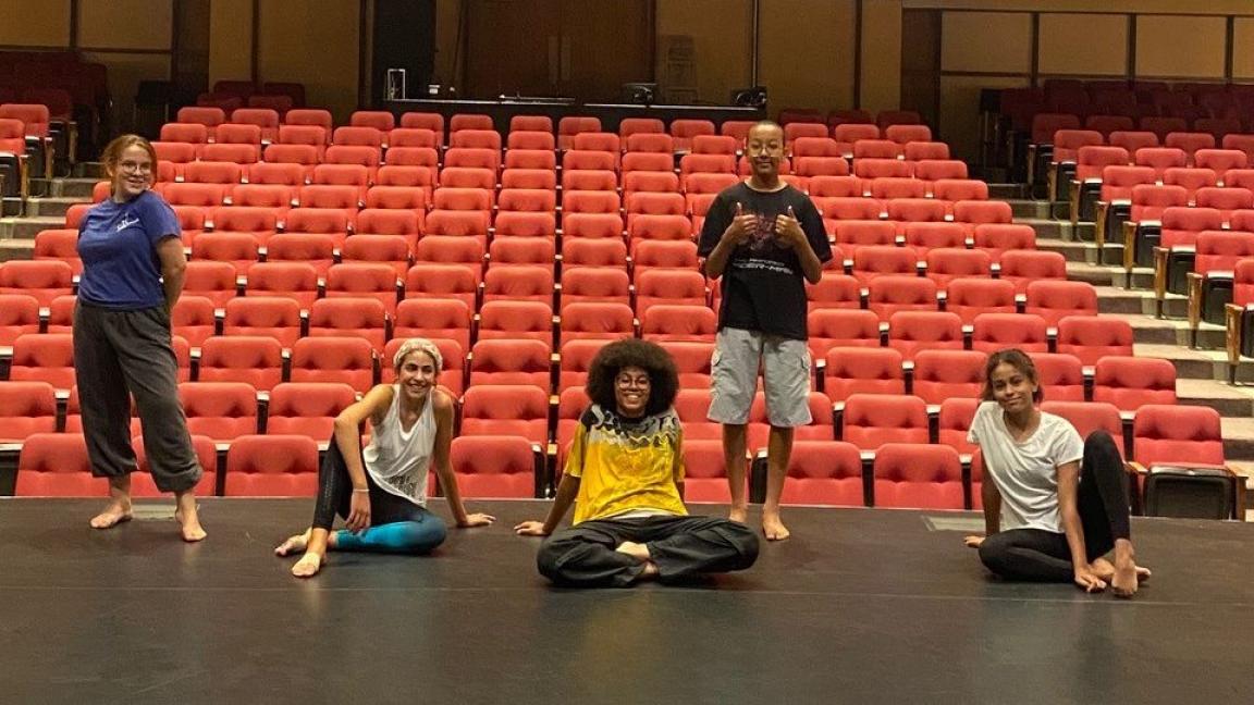 Académie de Danse d'Outremont | La démonstration sans public(que)
