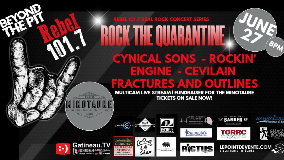 Rock la Quarantaine