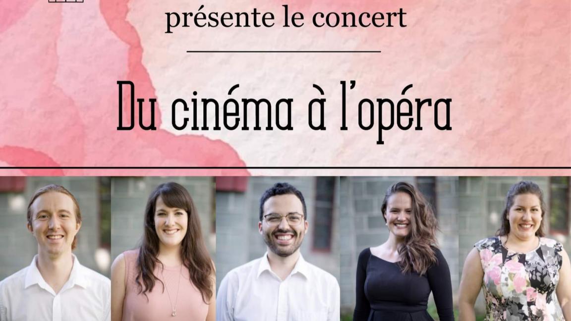 Du cinéma à l'opéra - Rivière-du-Loup