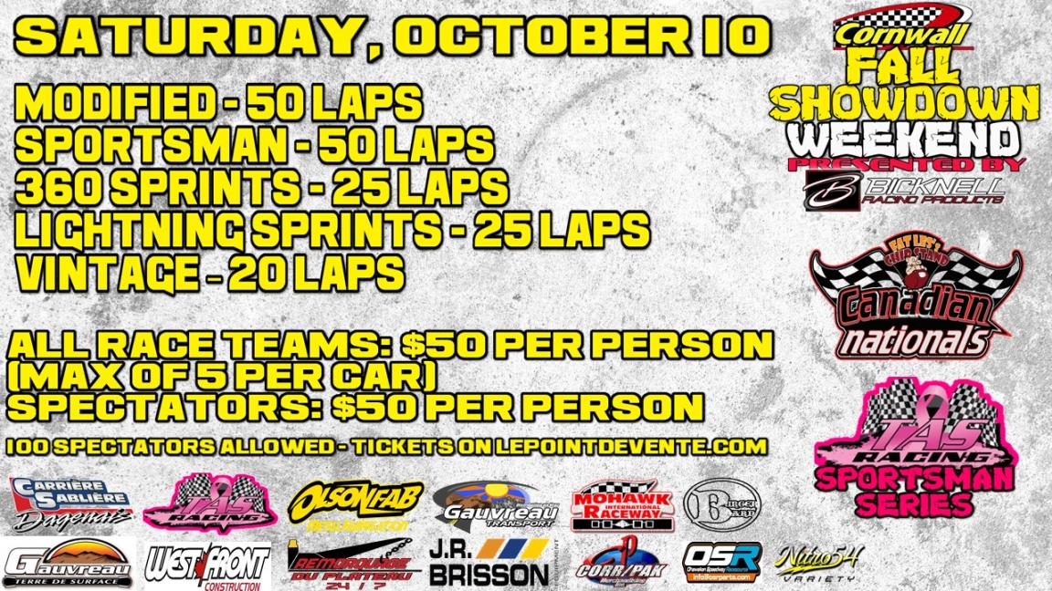 Fall Showdown Weekend - Day 2