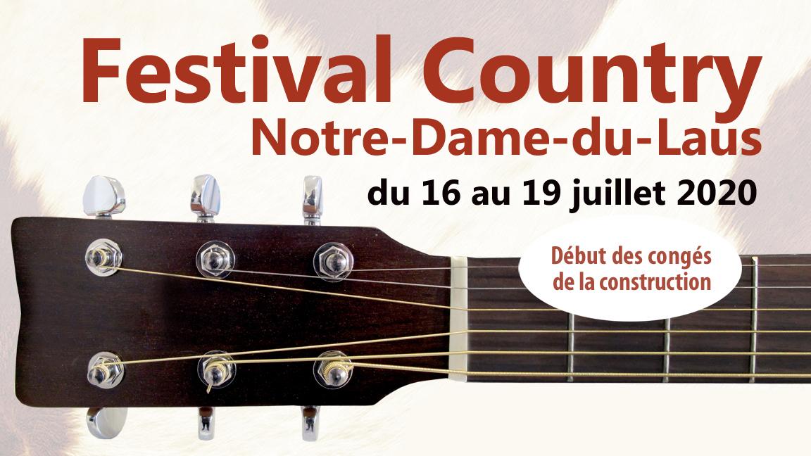 Festival Country de Notre-Dame-du-Laus