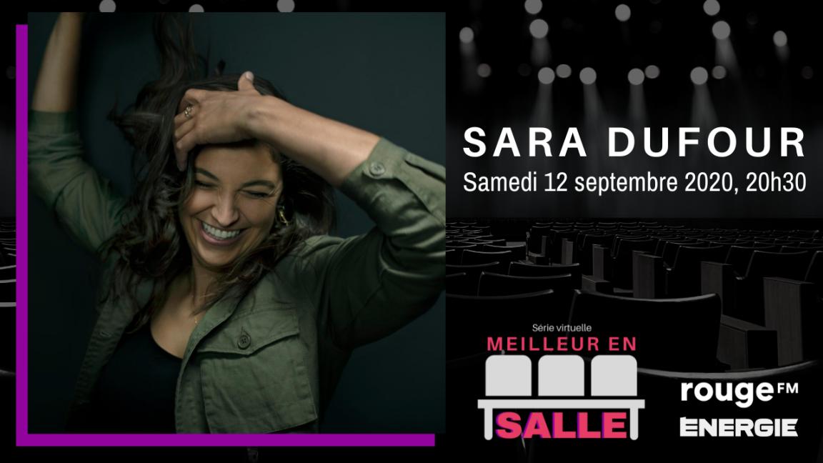 Sara Dufour |  Concert virtuel