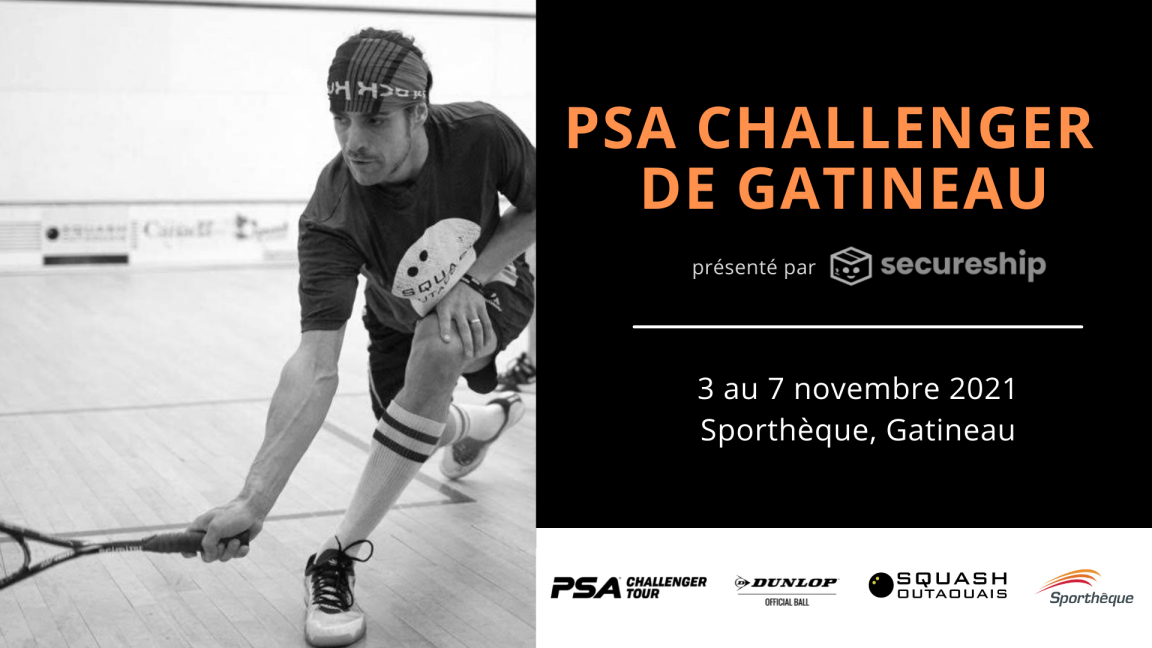 PSA Challenger de Gatineau 2021