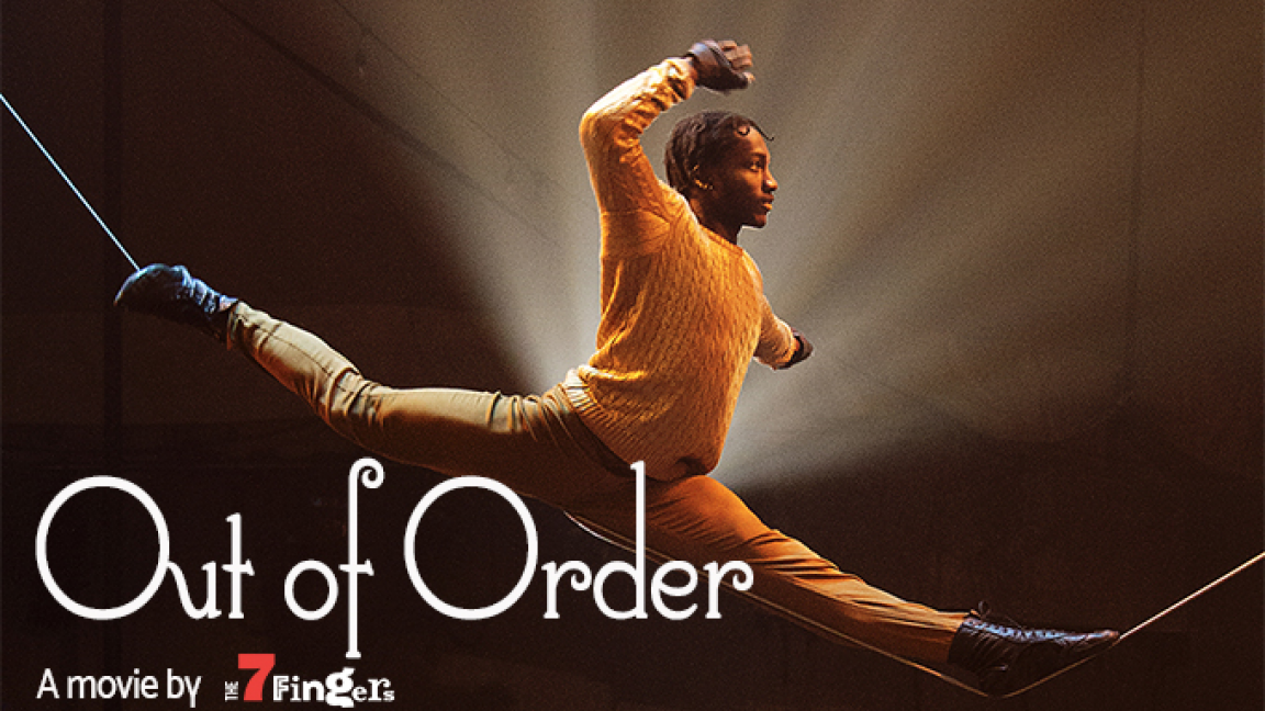 Out of Order - Available in Canada, USA, UK and Australia (movie in English)