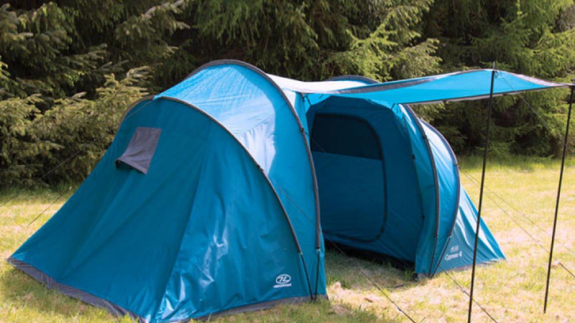 Camping pour tente  au Rock Fest Santé Mentale max 5 personnes