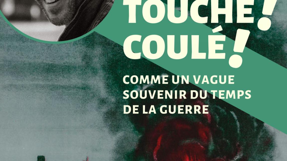 TOUCHÉ! COULÉ! Nicolas F Paquin conteur