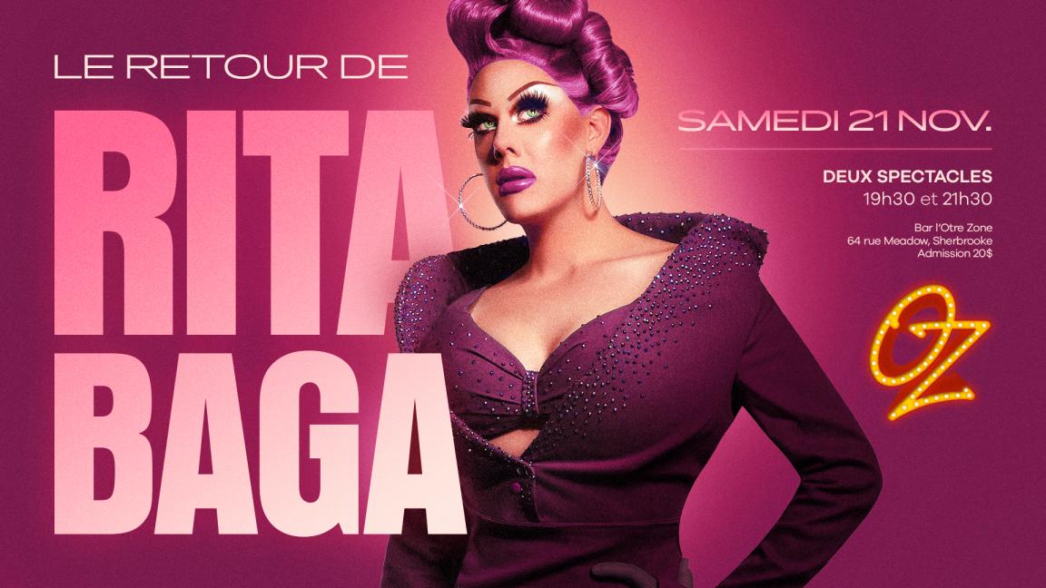Le retour de Rita Baga