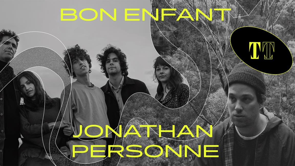 Bon Enfant + Jonathan Personne