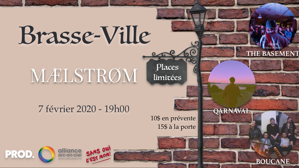 Brasse-Ville | Production Culturelle