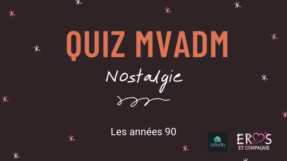 Quiz MVADM