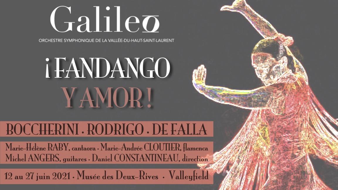 ¡Fandango y Amor! | Présentiel