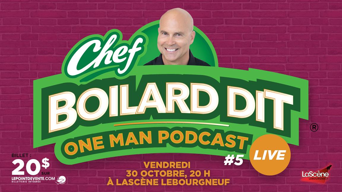 Chef Boilard dit #4