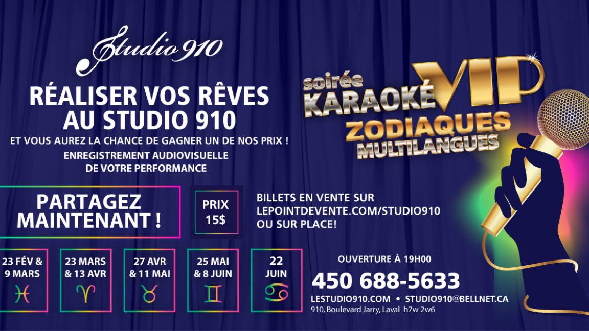 Studio 910: VIP Karaoke
