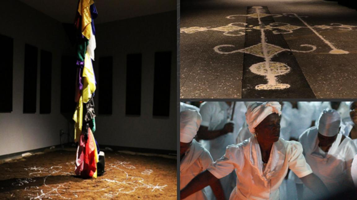 Exposition \\ Danse Vodouisante Haïtienne