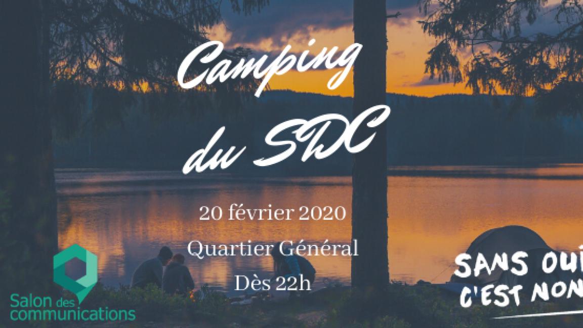 Camping du SDC