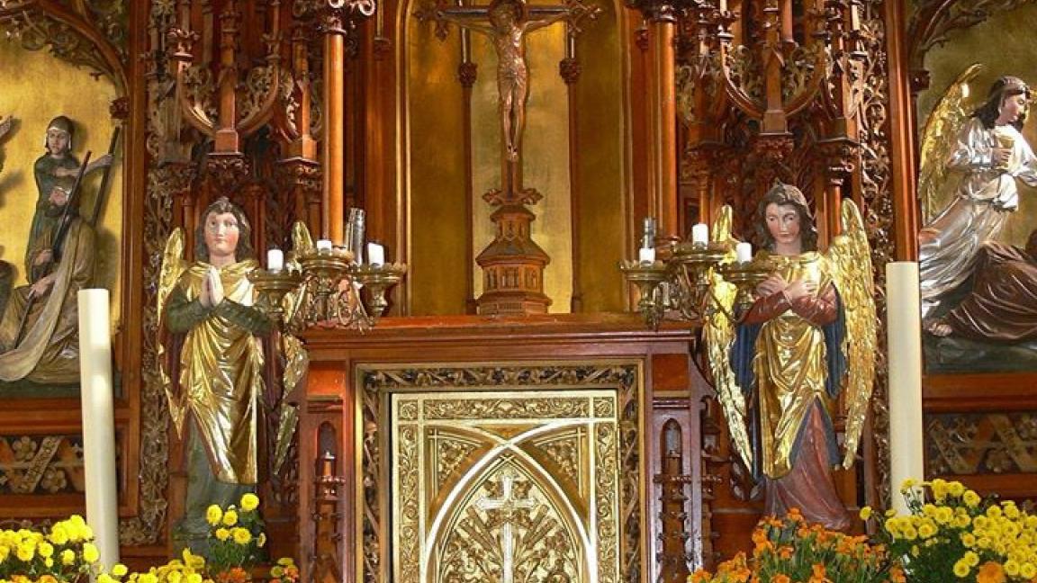 La curieuse origine protestante des sacres québécois
