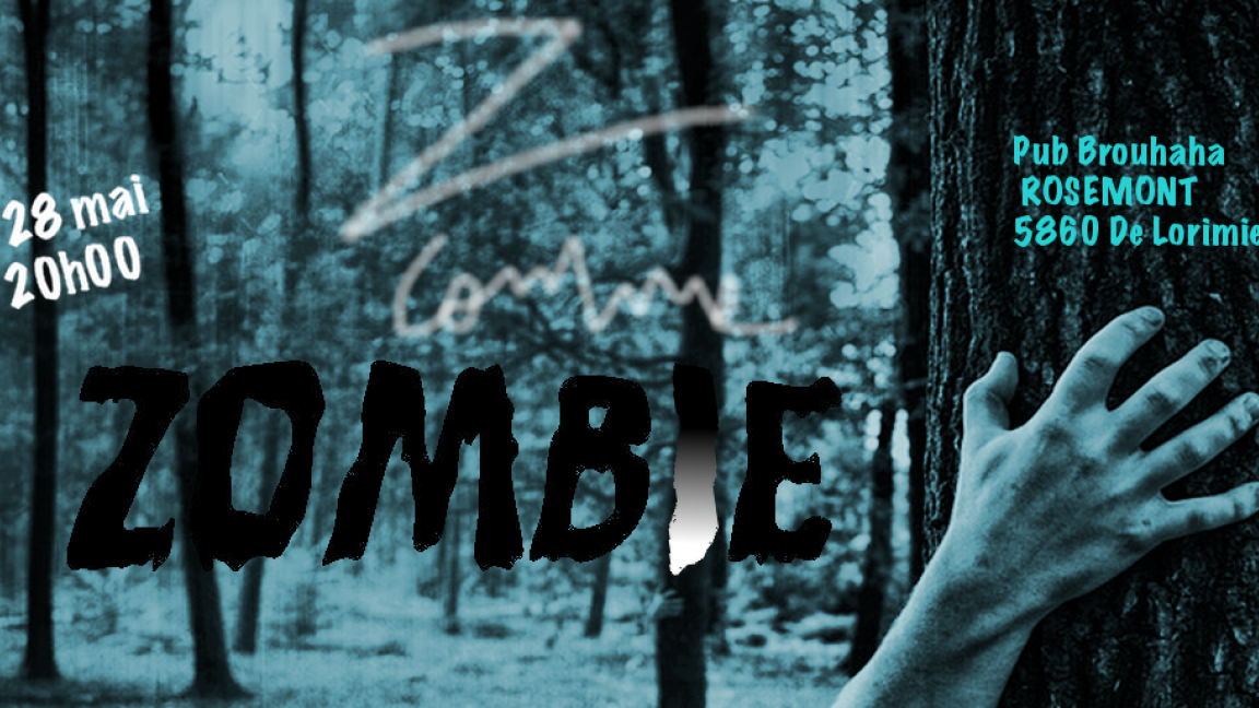 Z comme Zombie, Soirée comédie