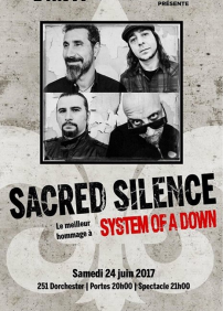 Sacred Silence, Hommage à Sysyem Of A Down
