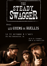 The Steady Swagger, Les Chiens de Ruelles