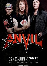 Anvil - samedi