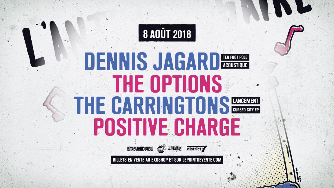 L'Antiversaire #3 - Dennis Jagard