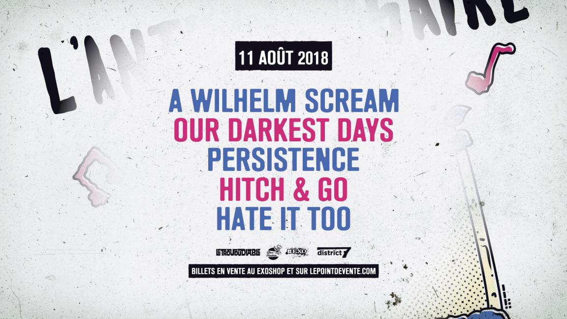 L'Antiversaire #3 - A Wilhelm Scream