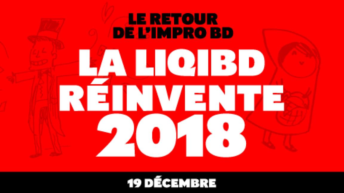 La LiQIBD réinvente l'année 2018