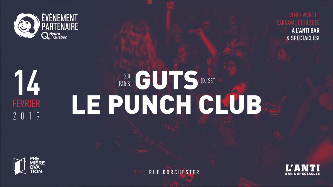 Guts et Le Punch Club