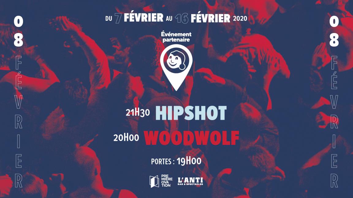 Woodwolf et Hipshot