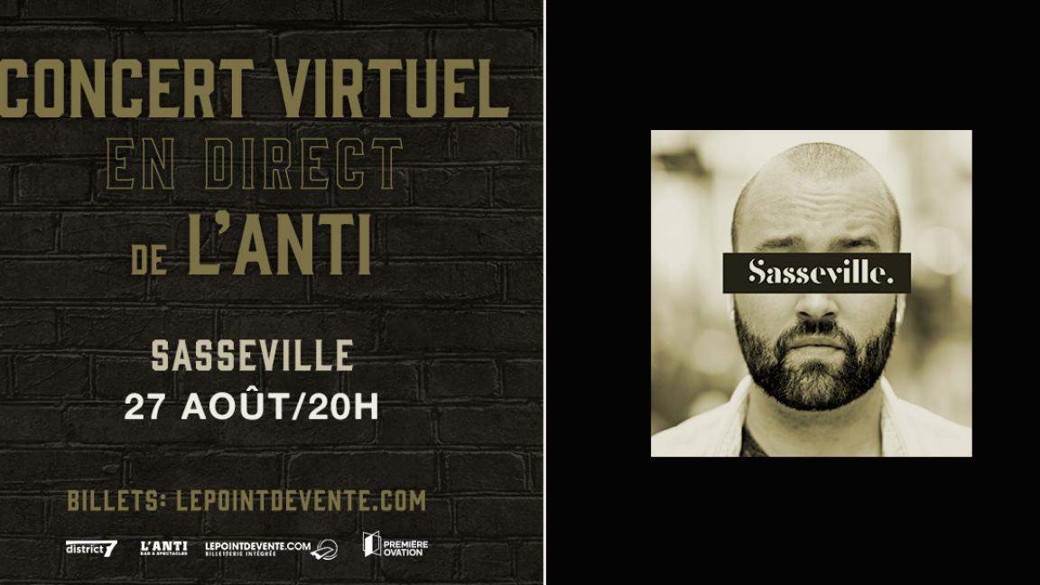 Sasseville - Live stream