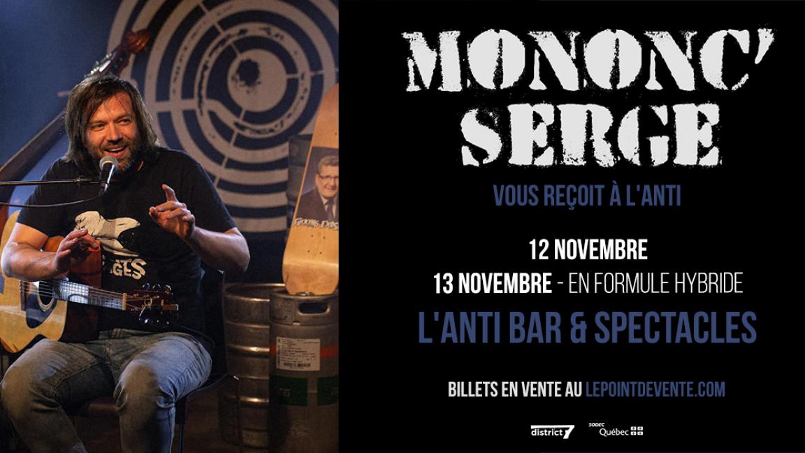MONONC SERGE - 13 novembre - VIRTUEL