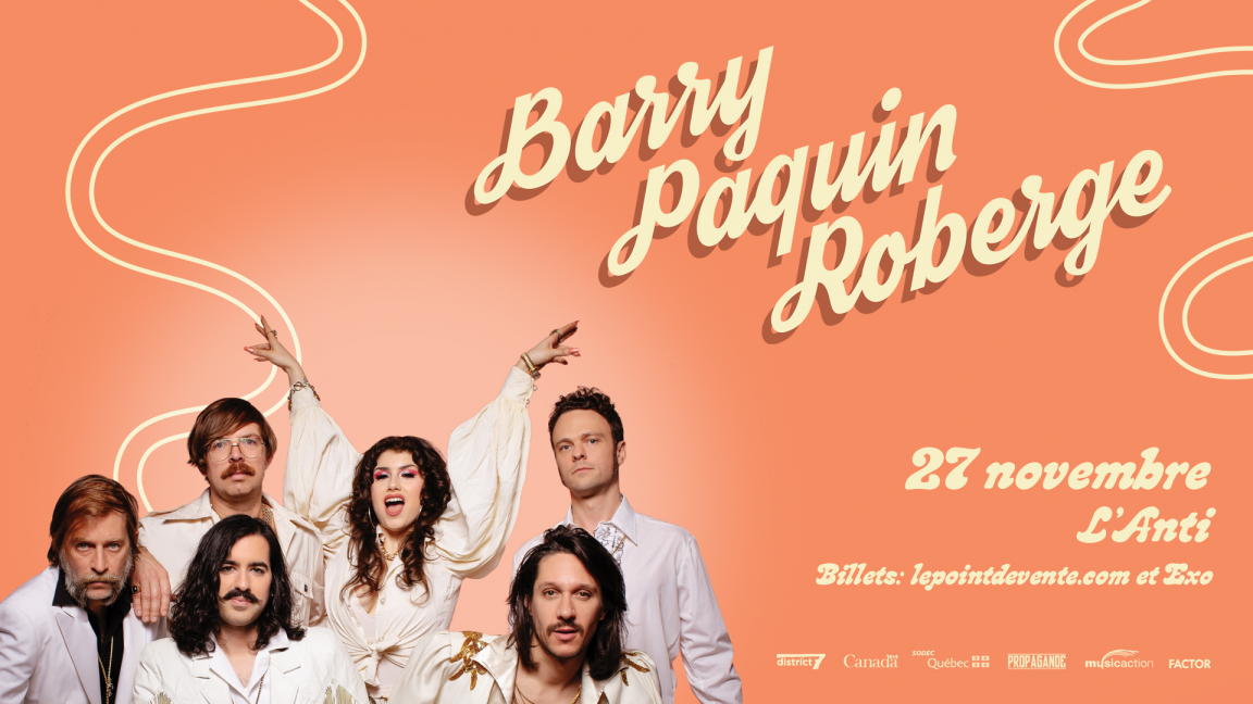 Barry Paquin Roberge